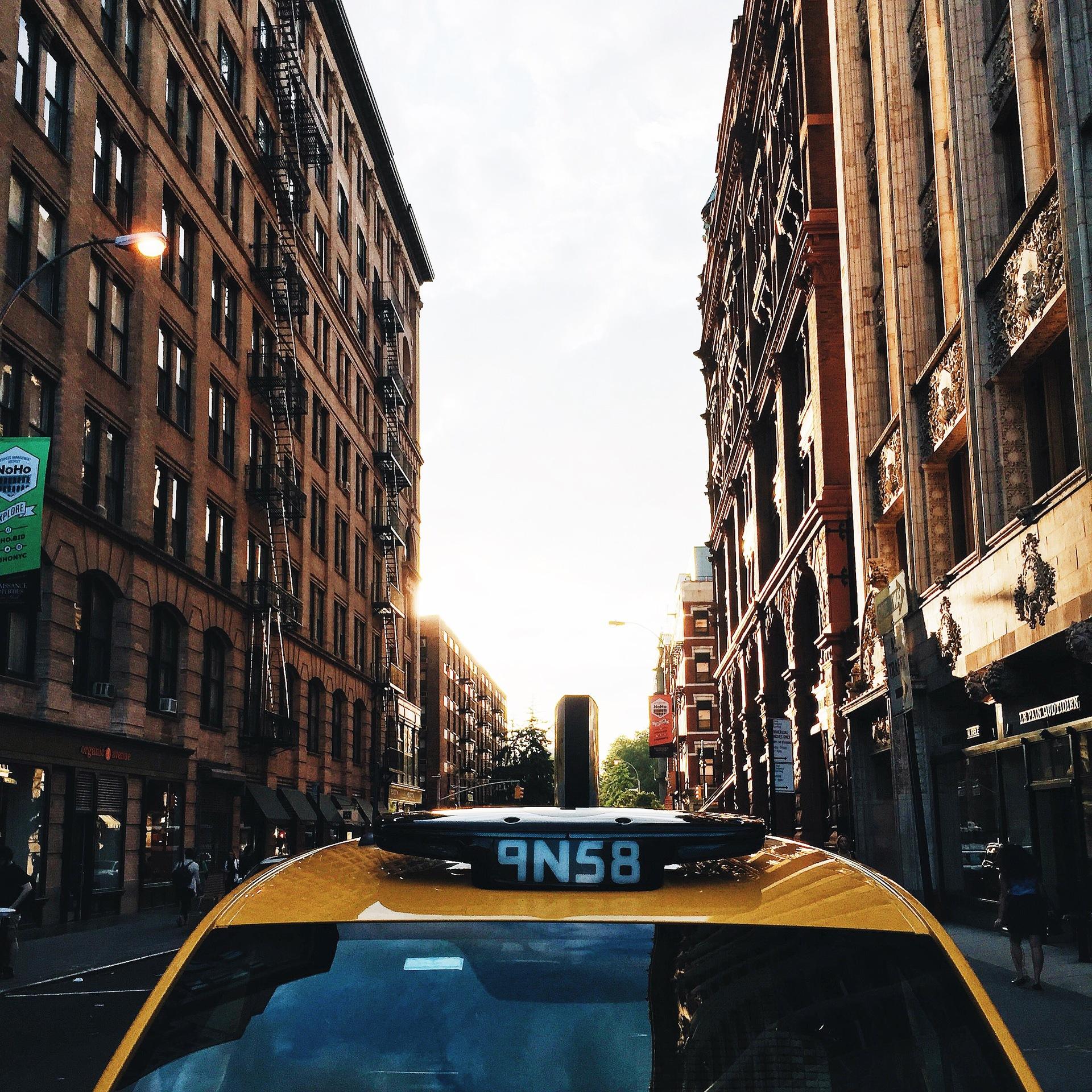 New York    michaelii, architecture, automobile, avenue