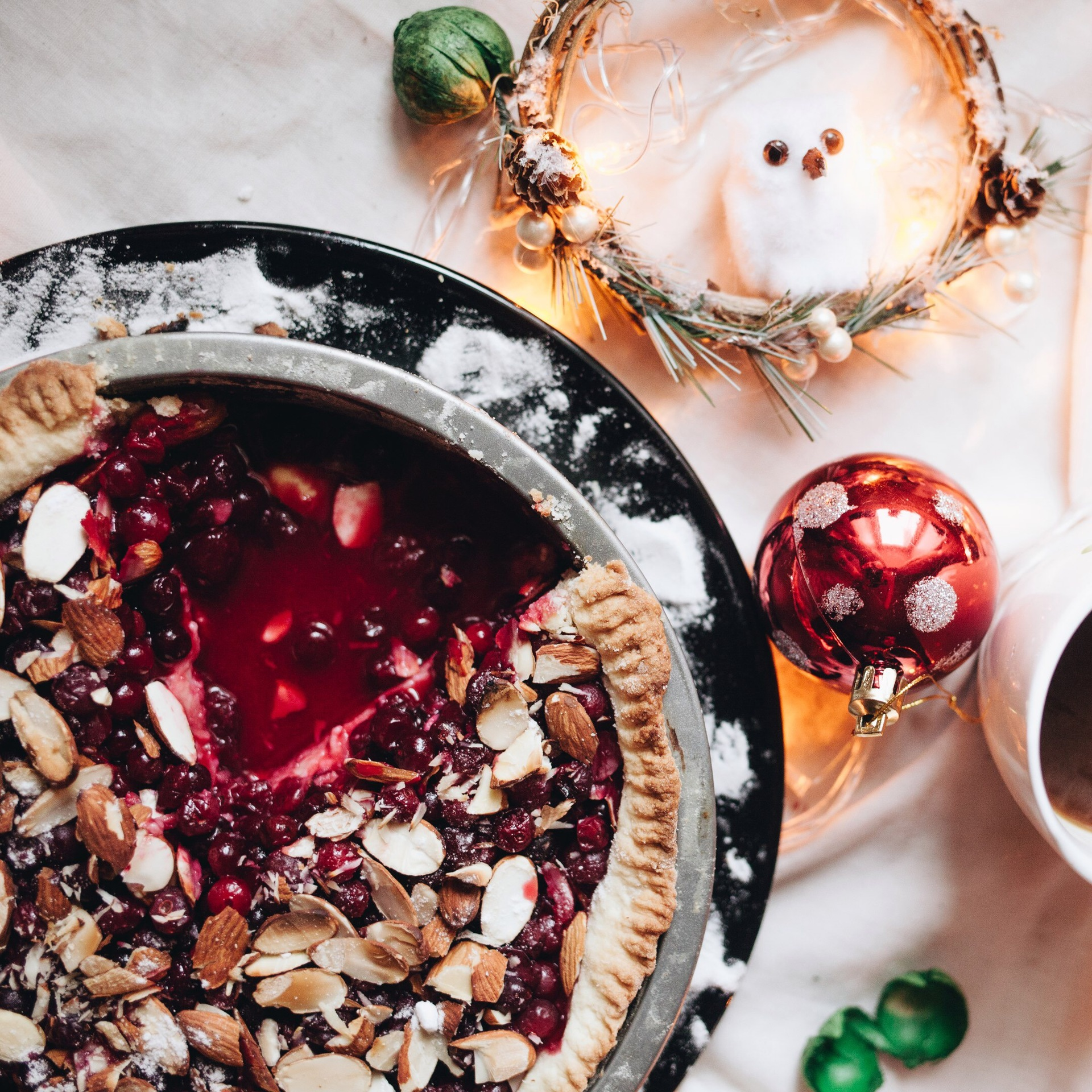 Holiday pie | lesiavalentain, celebration, christmas, food