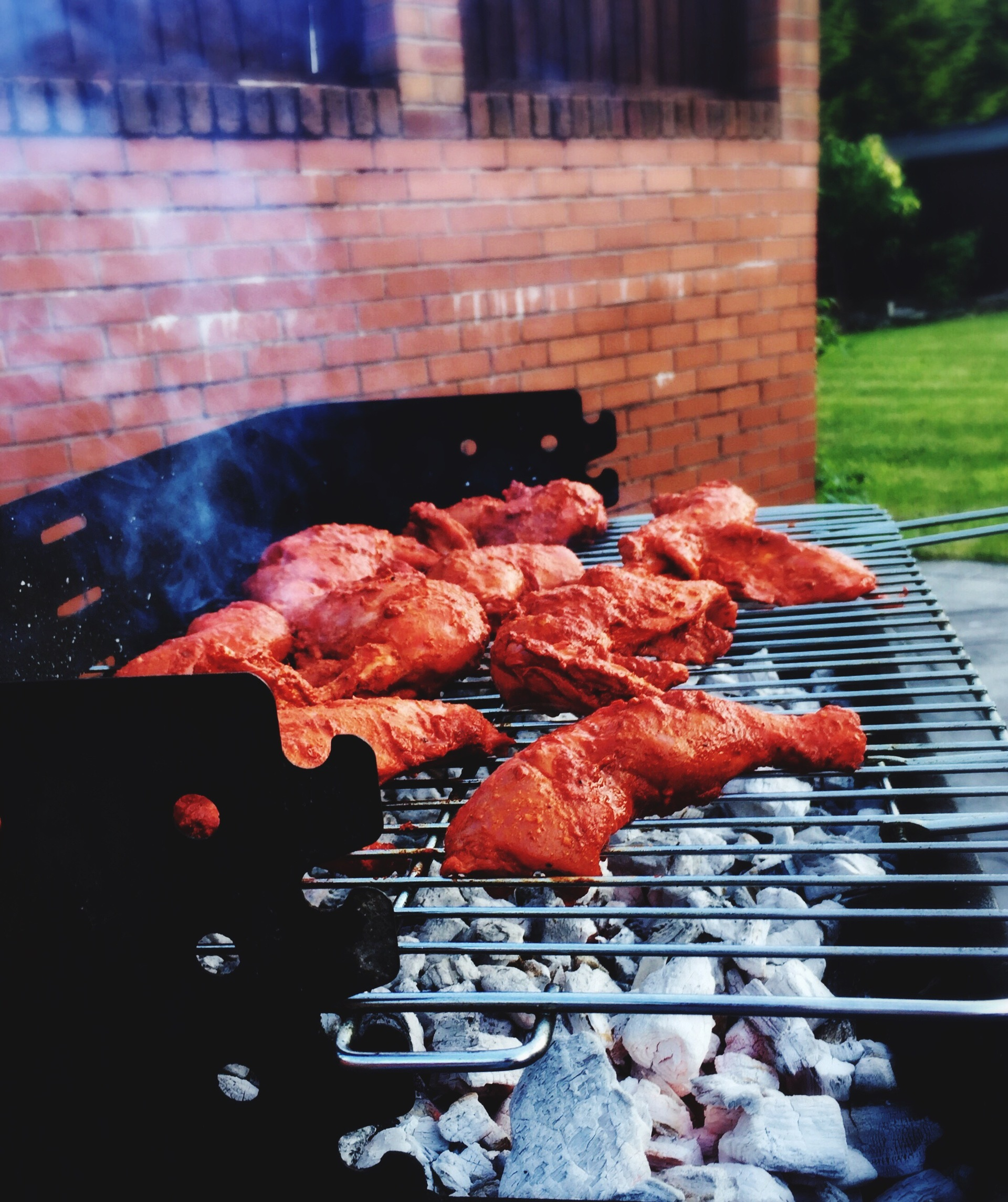 It's bbq time  | banu11, business, chicken, coal