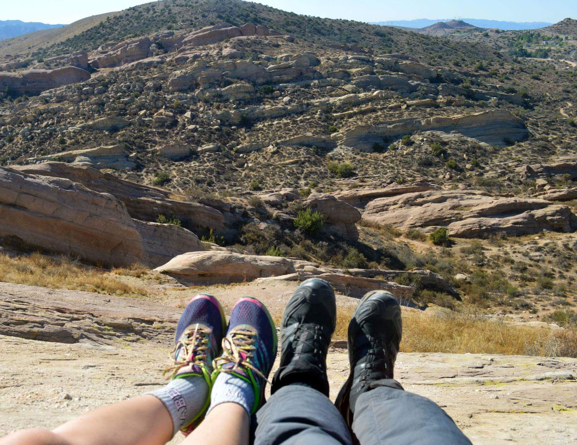 hiking feet picture | brian.holt, adventure, backpacker, daytime