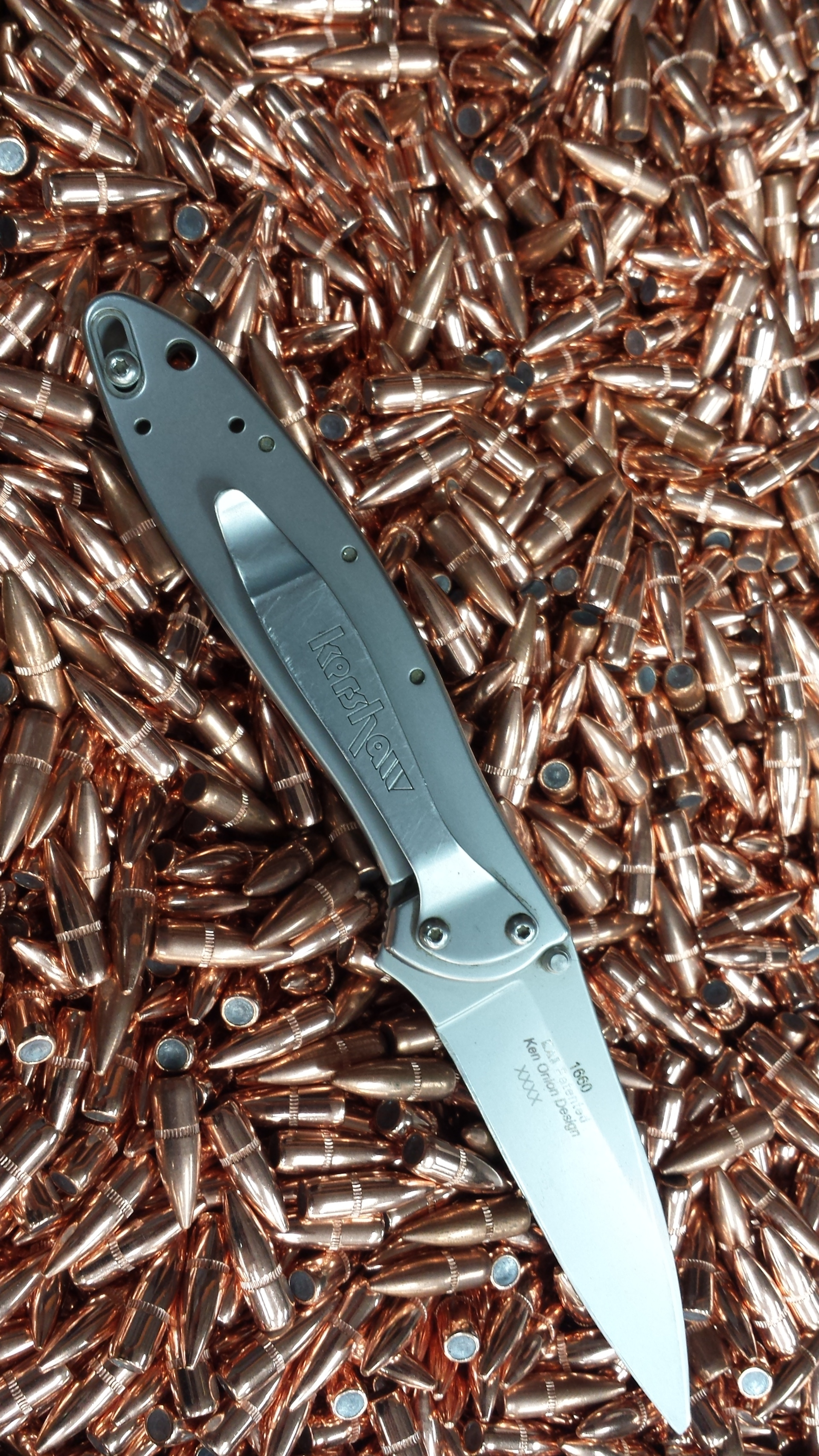 bullets and knife | brian.holt, metallic, industry, equipment