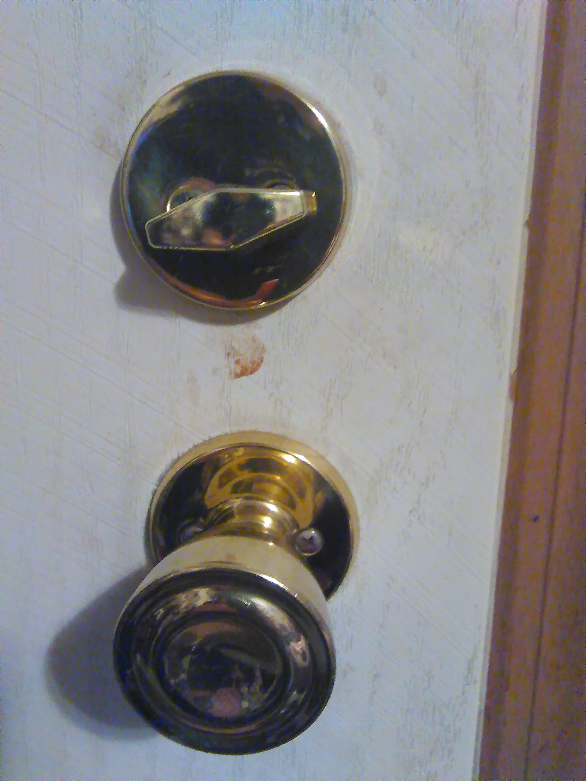 Doorknob | codenamesailorearth, bronze, brass, door