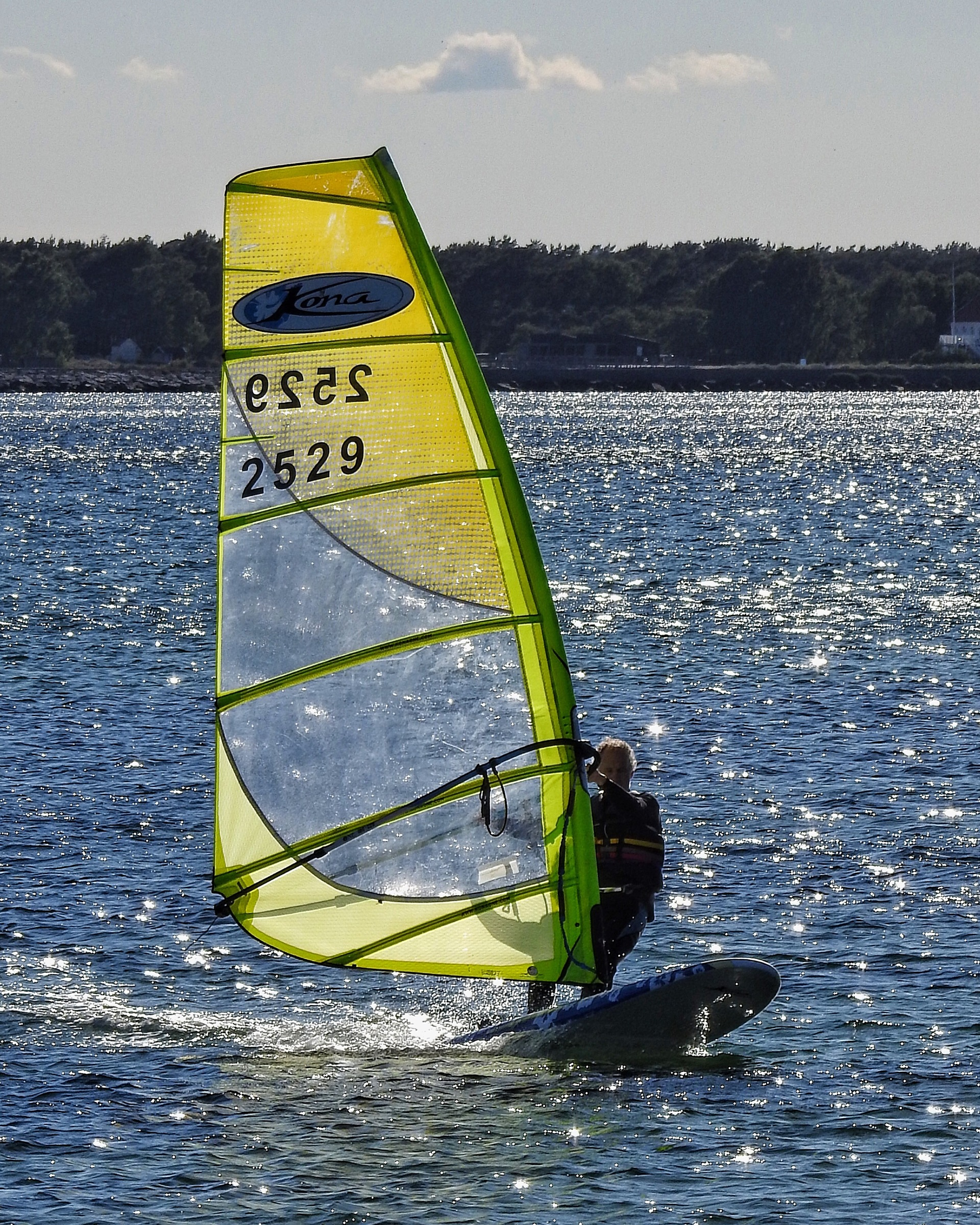 Windsurfing | shec, action, leisure, motion