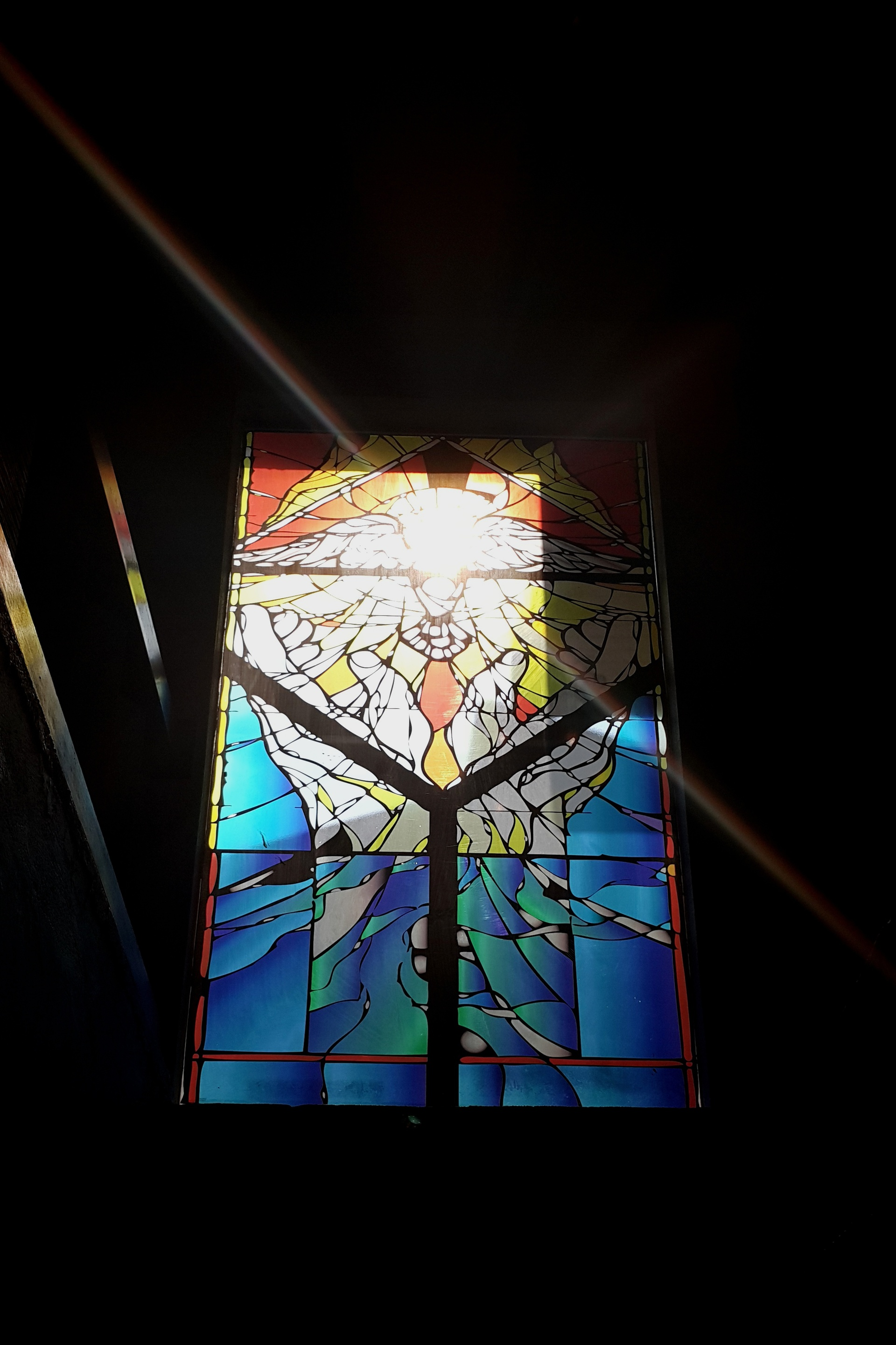 window | fongphy, light, sun, sunset