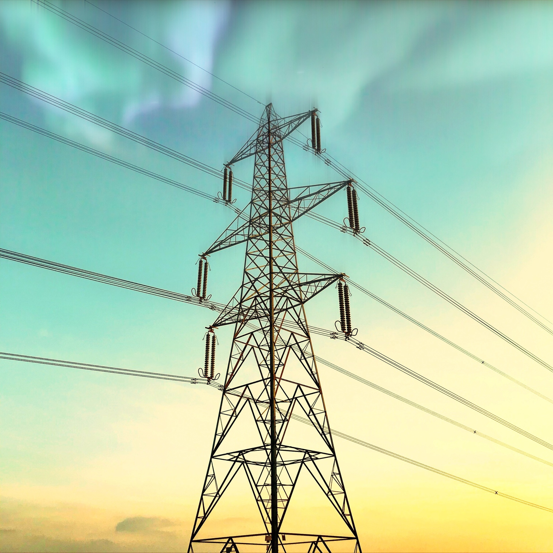Voltage, Electricity, Power, Distribution, Supply