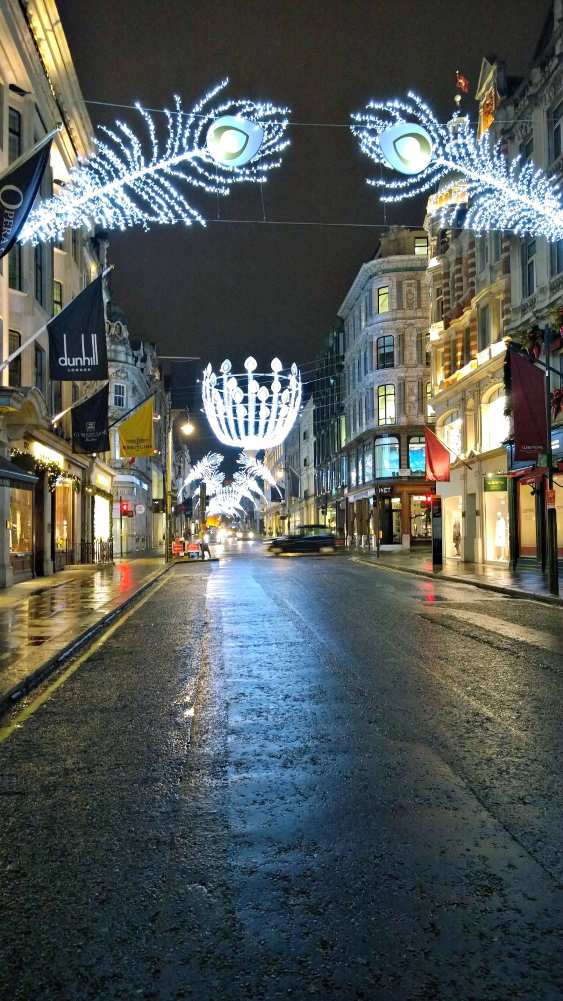 Street, Travel, Urban, City, Illuminated
