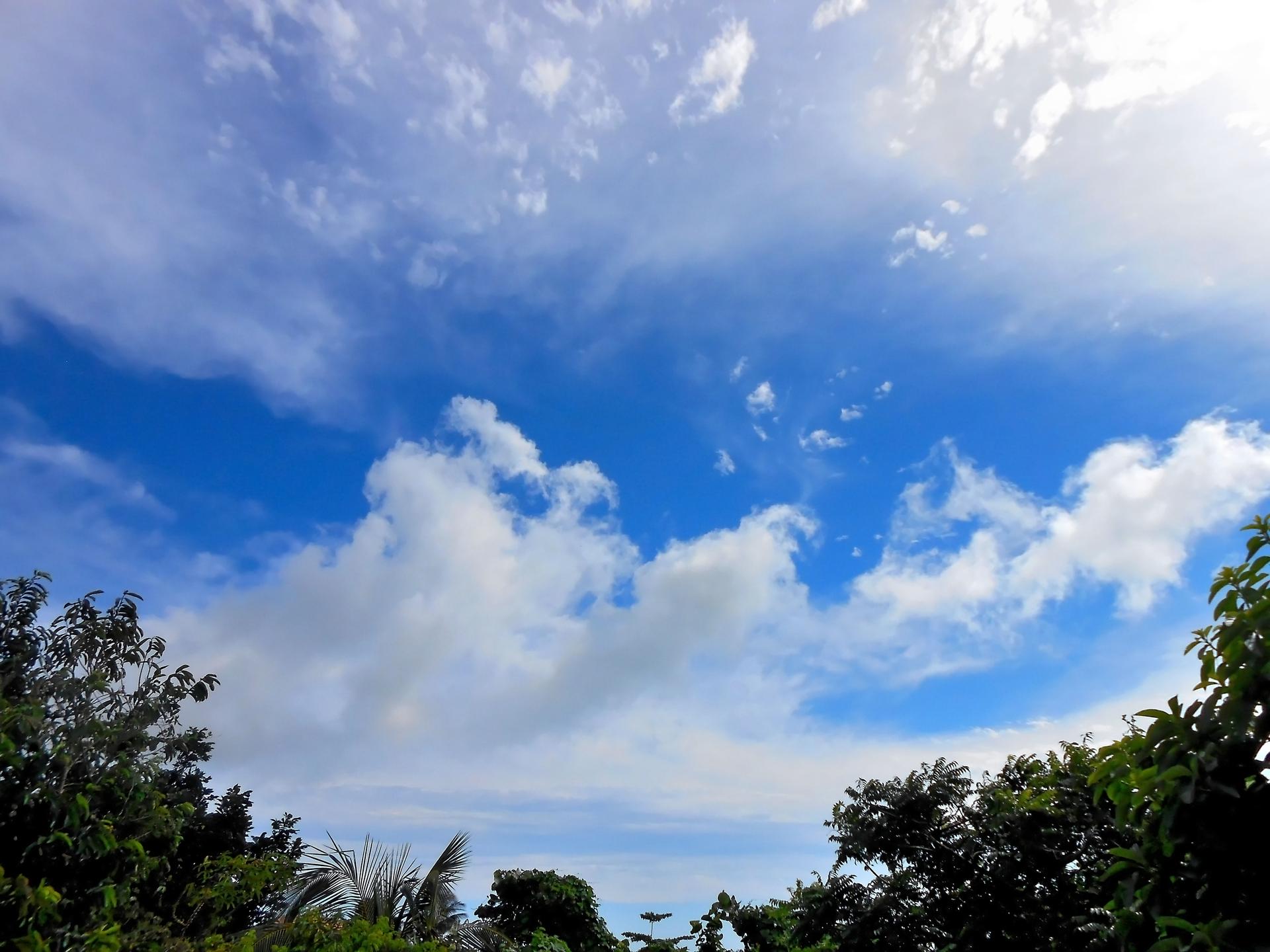 Beautiful Cloudy Sky   jacquelin, sky, cloud, scenic