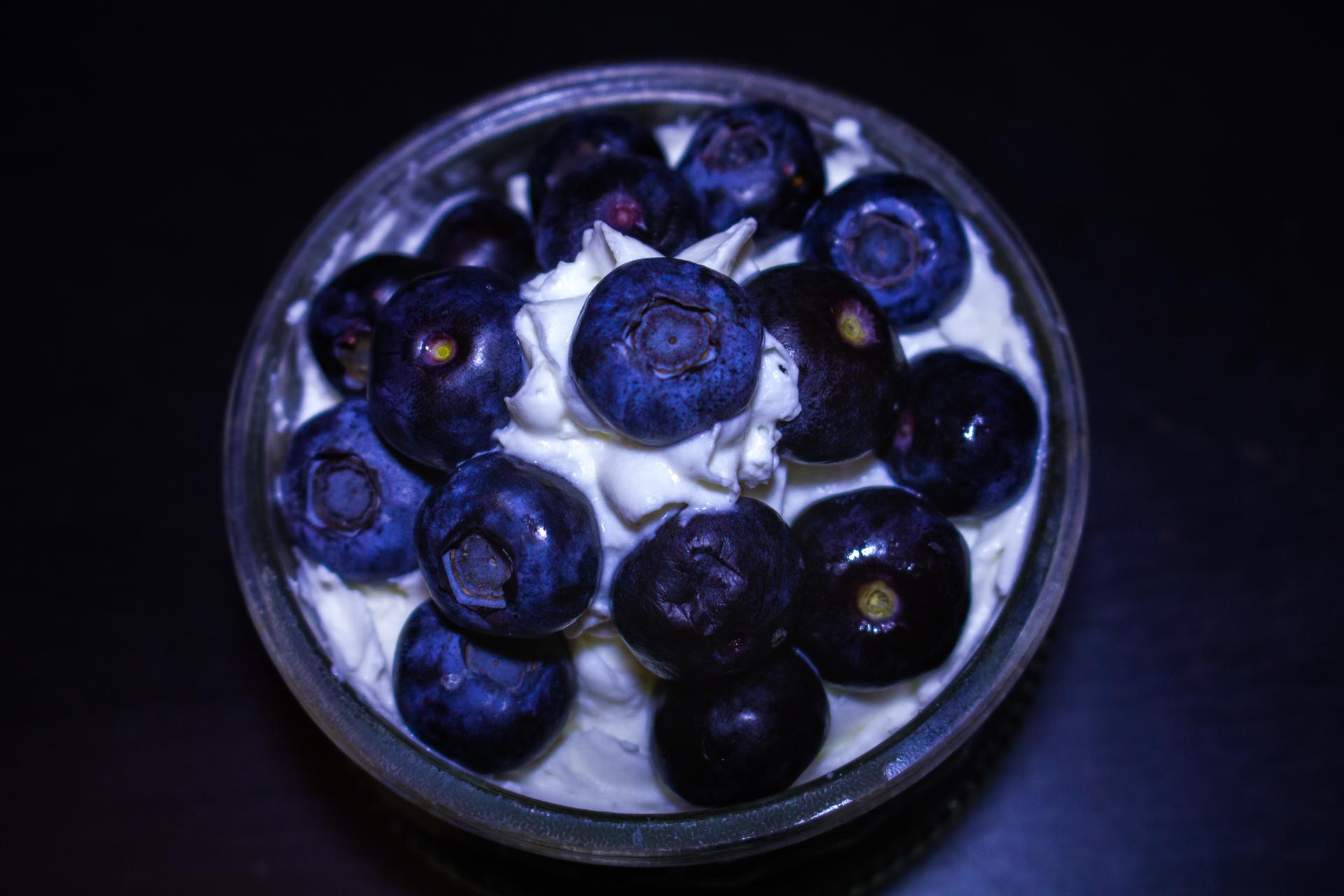 Blueberry | rick.cognyl.fournier, food, glass, fruit