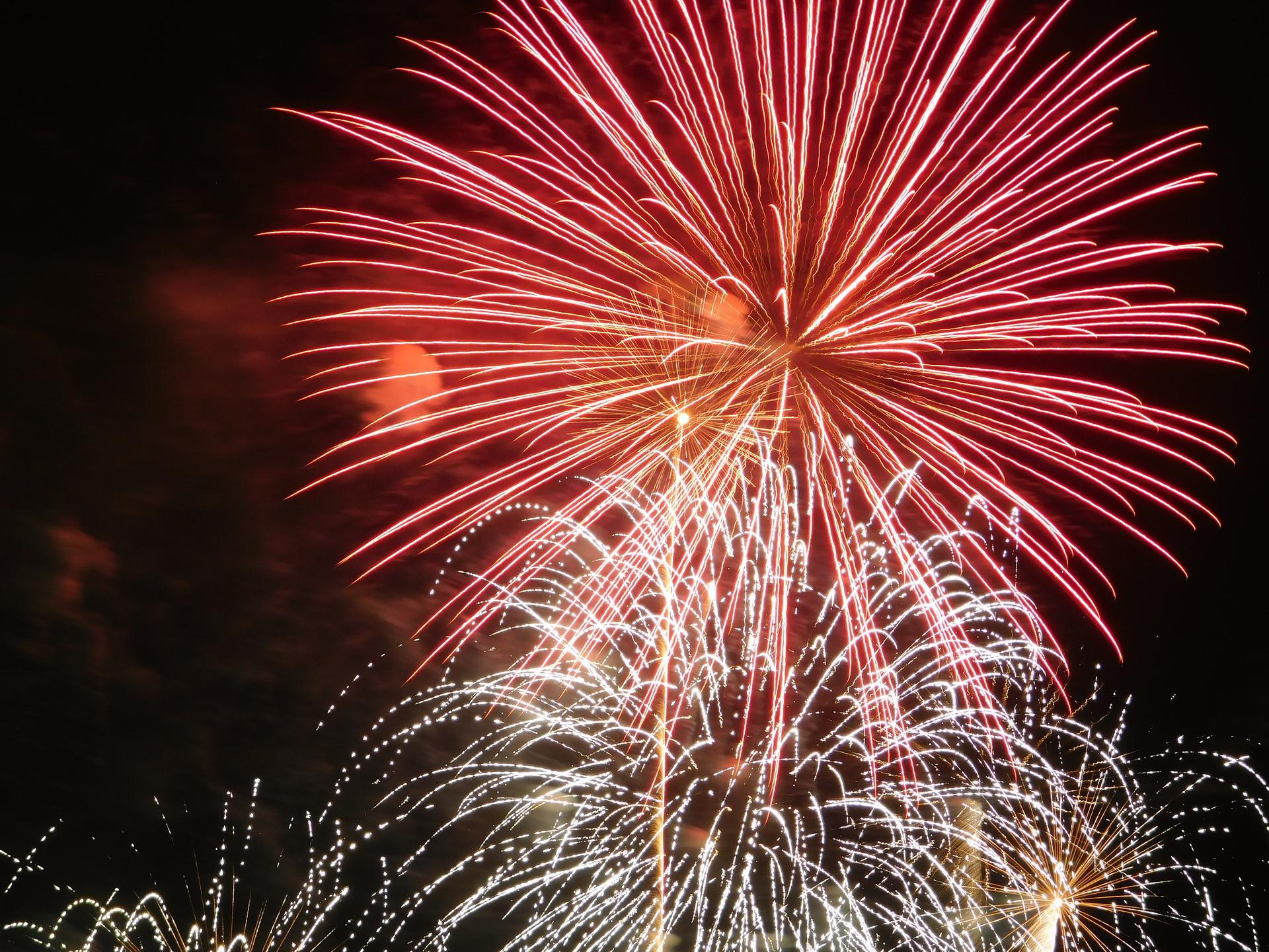 Fireworks | rick.cognyl.fournier, fireworks, no person, explosion