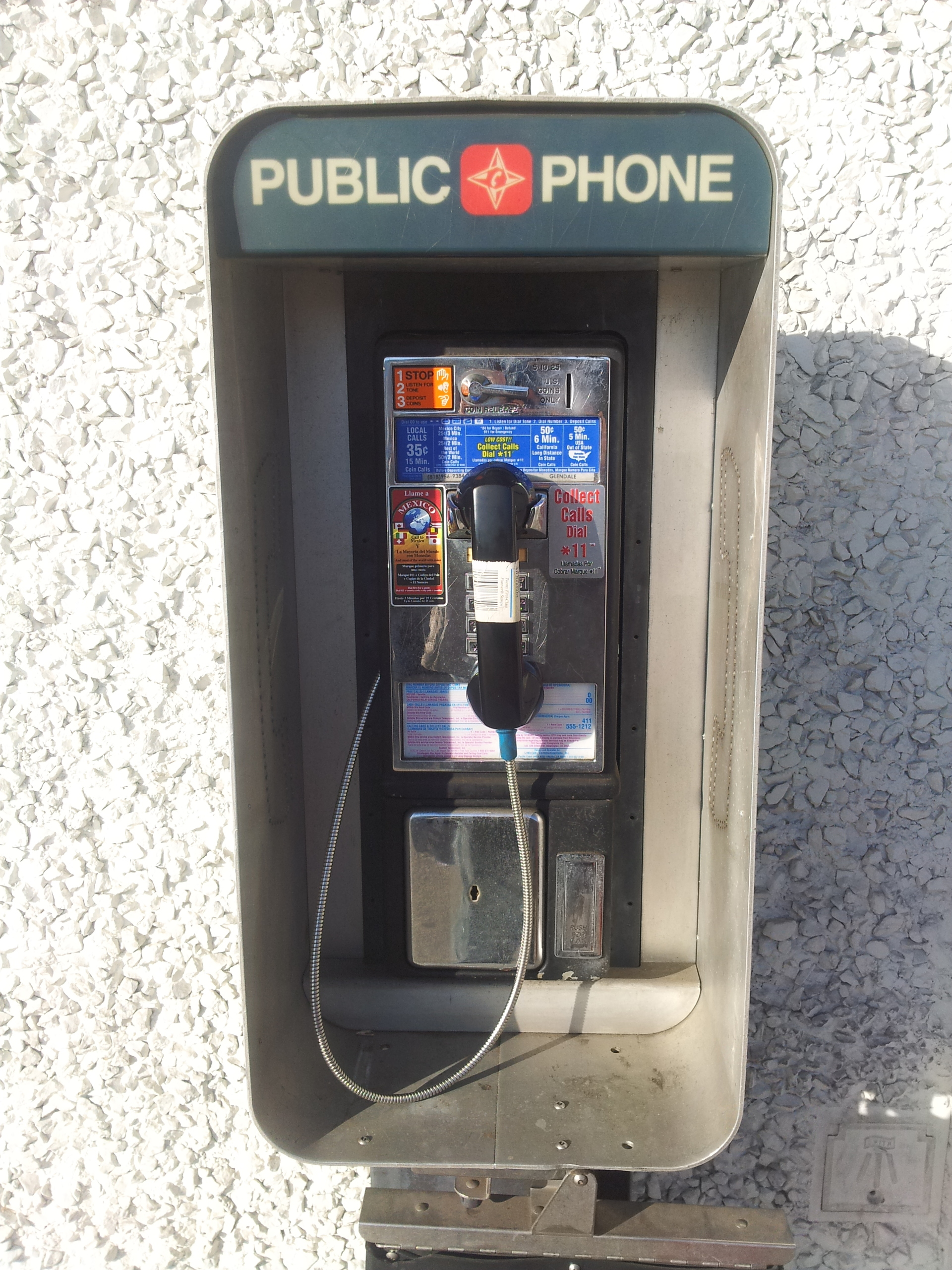 payphone. an old payphone | gablagloire, telephone, phone, old technology