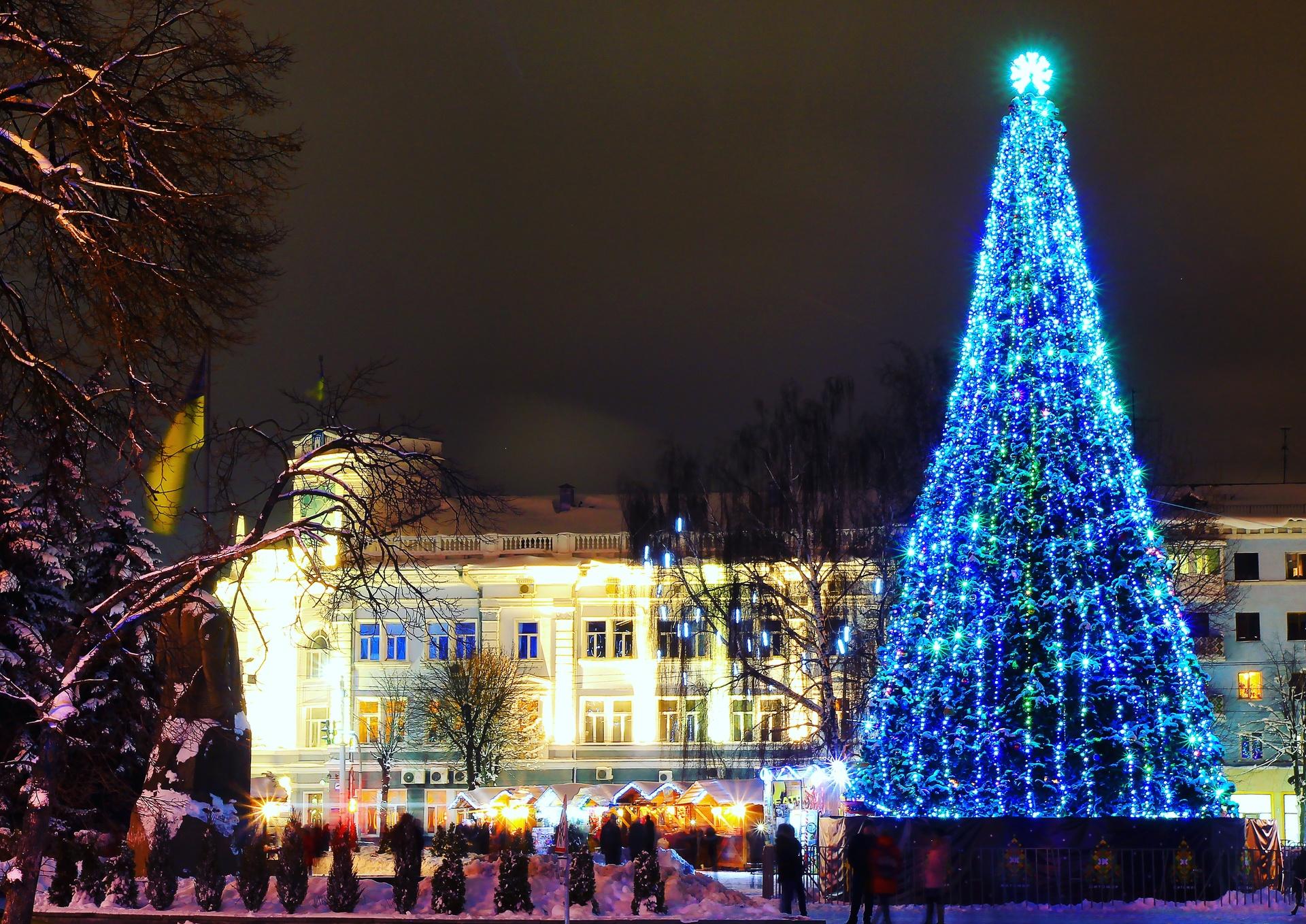 Holiday mood | vetal.davydov, city, winter, travel
