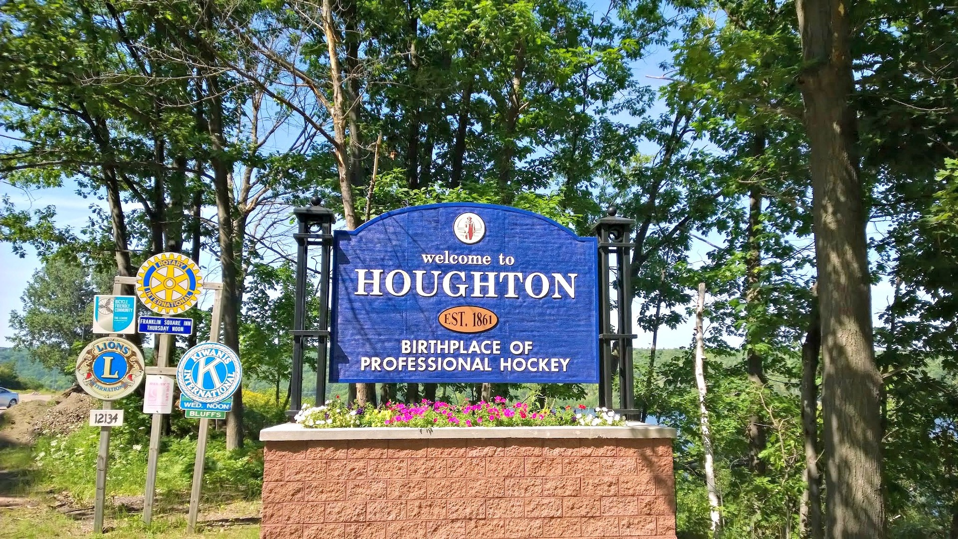 Welcome to Houghton! | elise81, houghton, michigab, michigan