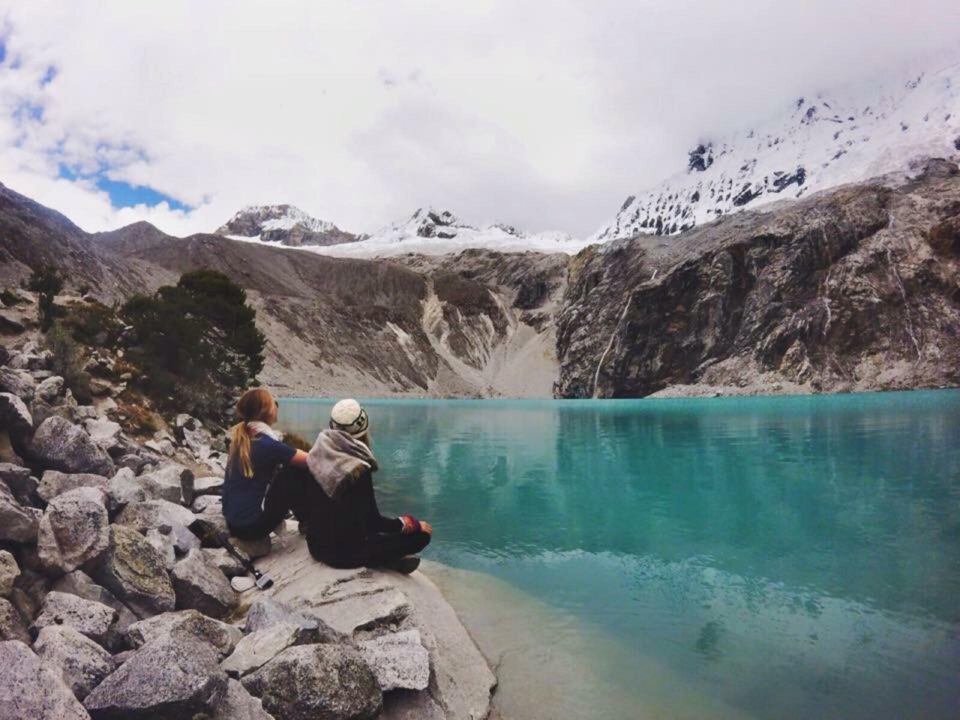 Where to next?   cattmartin, adventure, glacier, hiking