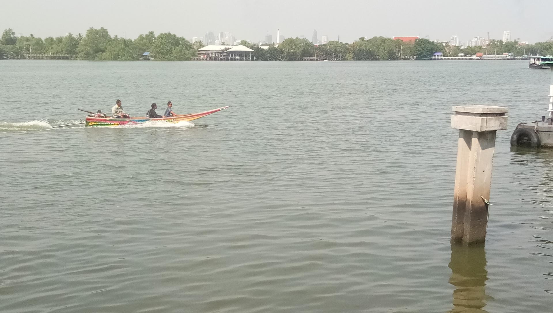 Sampan(In thailand)   mon.suma, water, river, boat