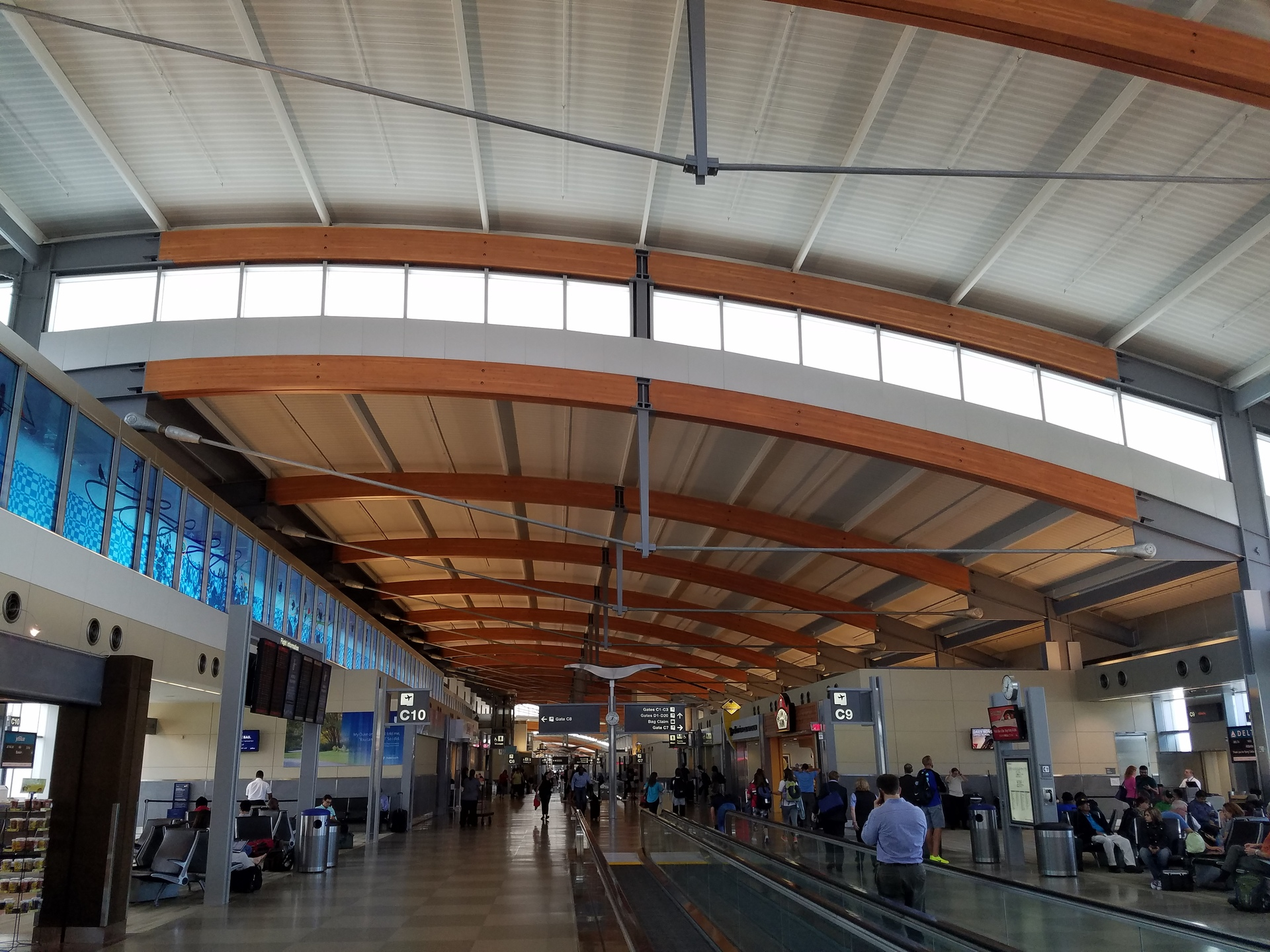 Airport, Ceiling, Subway System, Business, Railway