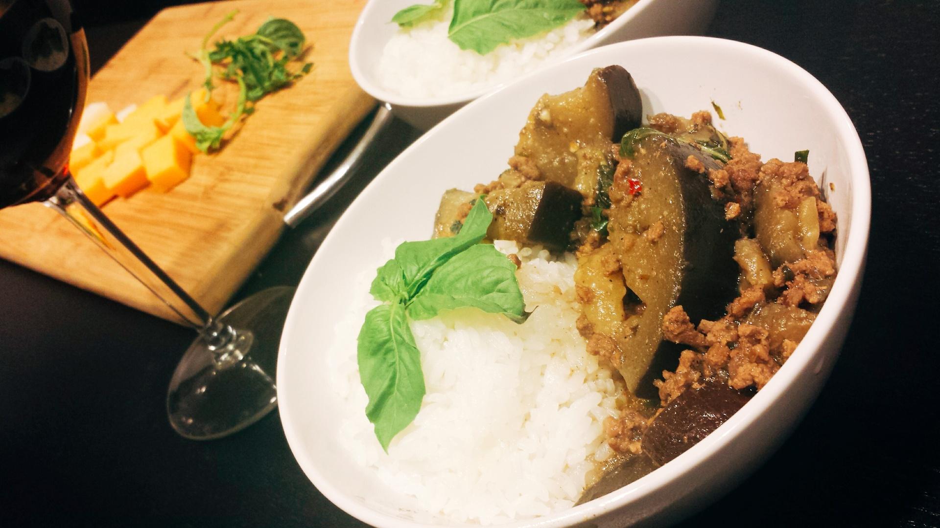 basil beef thai food   brian.holt, bowl, dish, meal