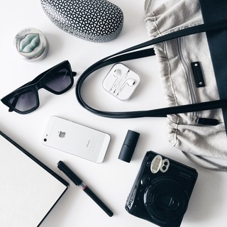 What's inside your Summer bag? example photo