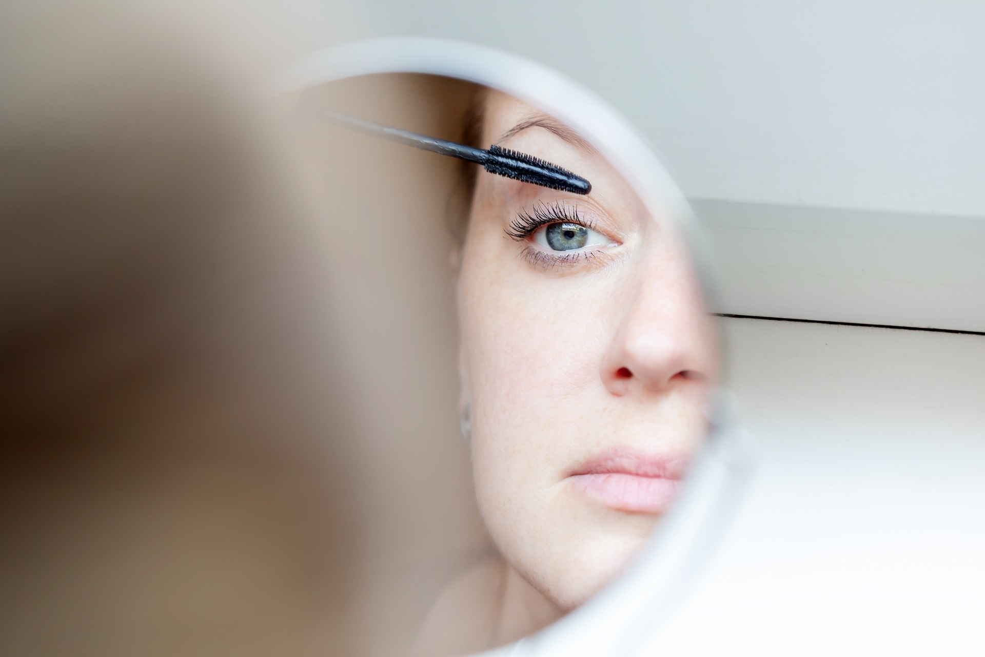 A look in the eye example photo