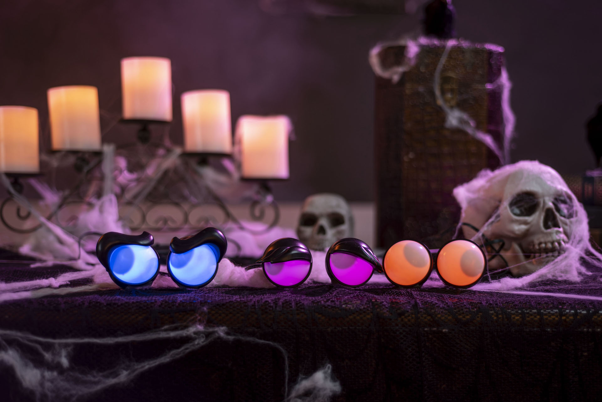 Spooky Table Decorations example photo