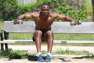 Outdoor workouts example photo