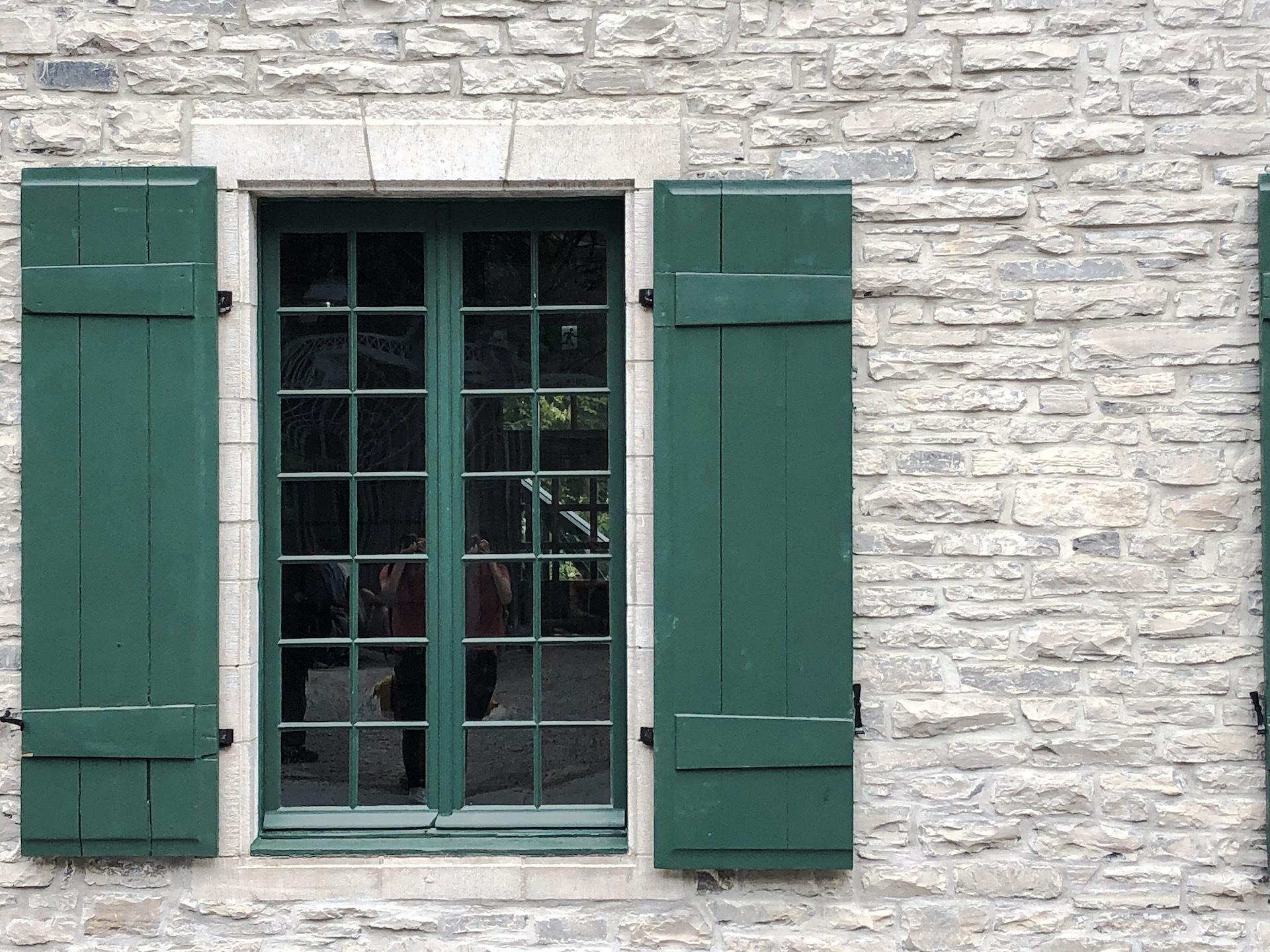 White x Green example photo